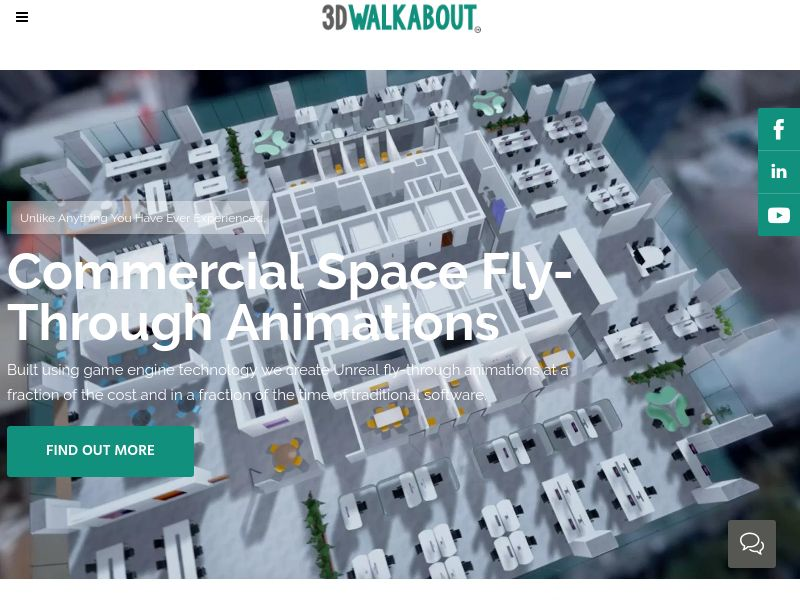 3D Walkabout