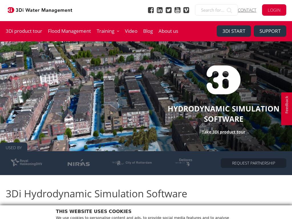 3Di Water Management
