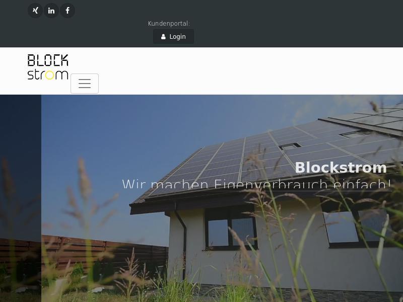 Blockstrom