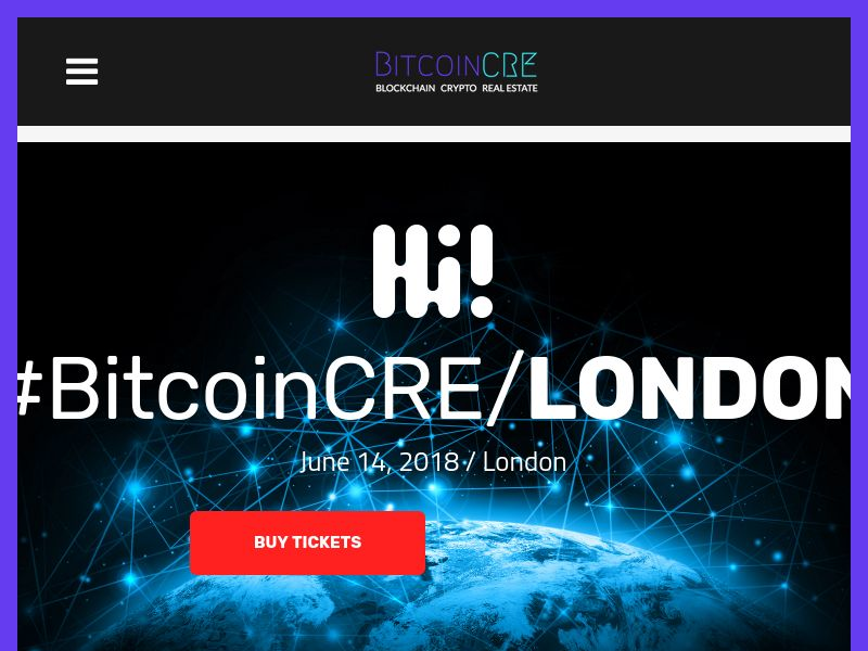 BitcoinCRE