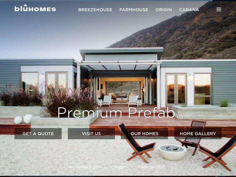 Blu Homes Farmhouse