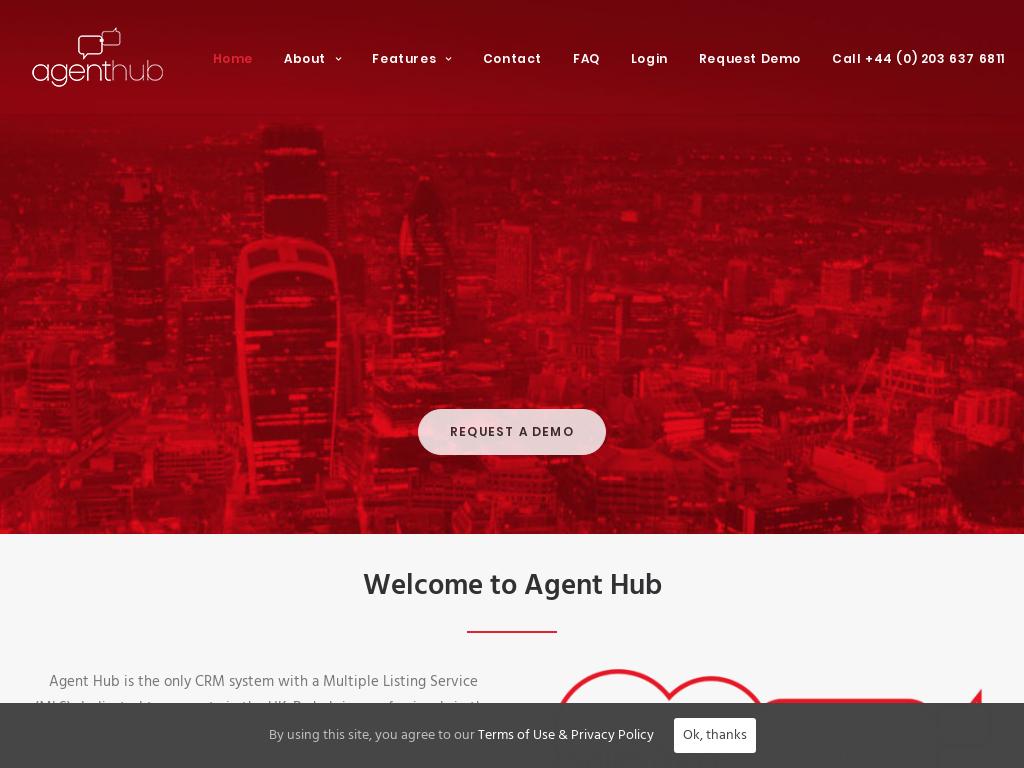 Agent Hub