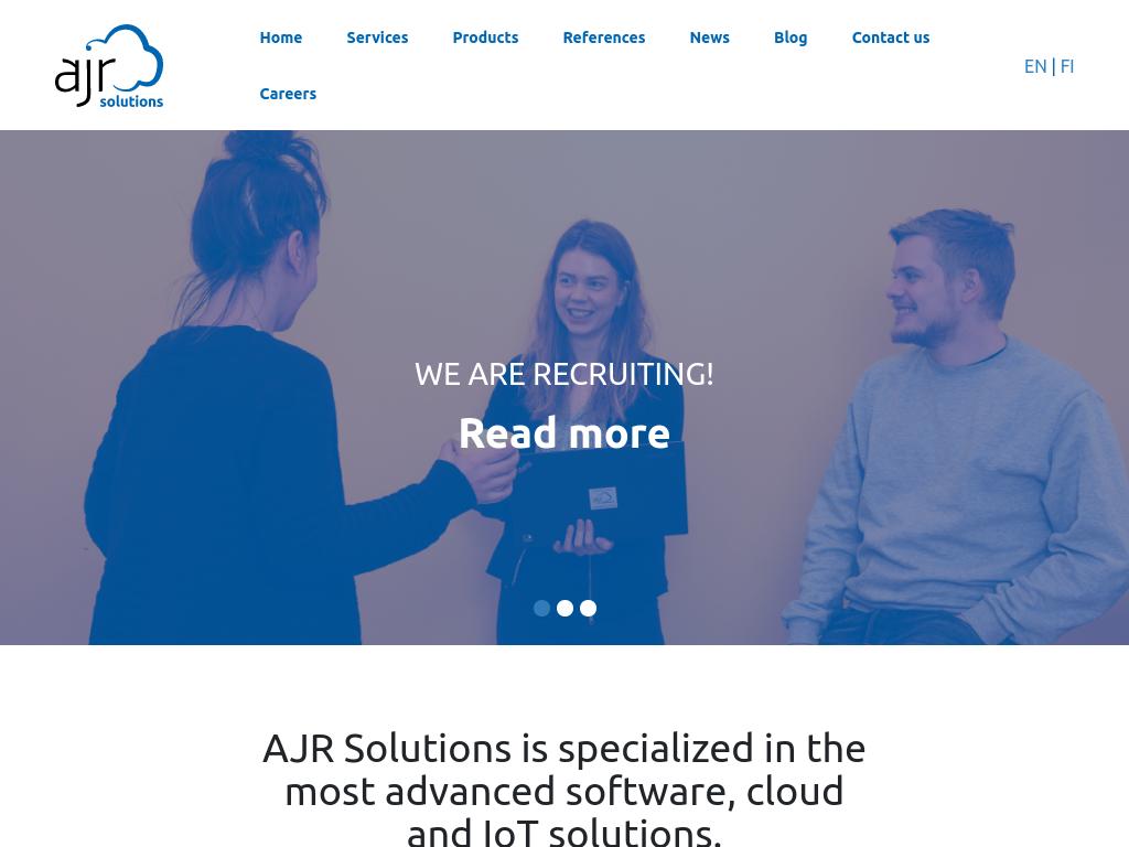 AJR Solutions