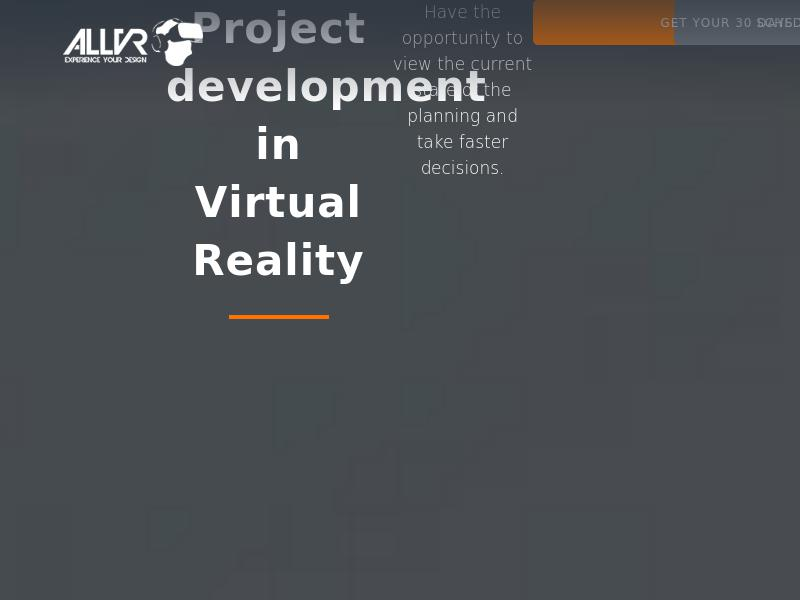 ALLVR – Virtual Reality for architecture, real estate and collaboration